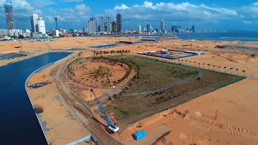 China's Port Investments In Sri Lanka Reflect Competition With India In The Indian Ocean