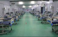 DRDO Developed COVID Hospital in Srinagar Becomes Operational