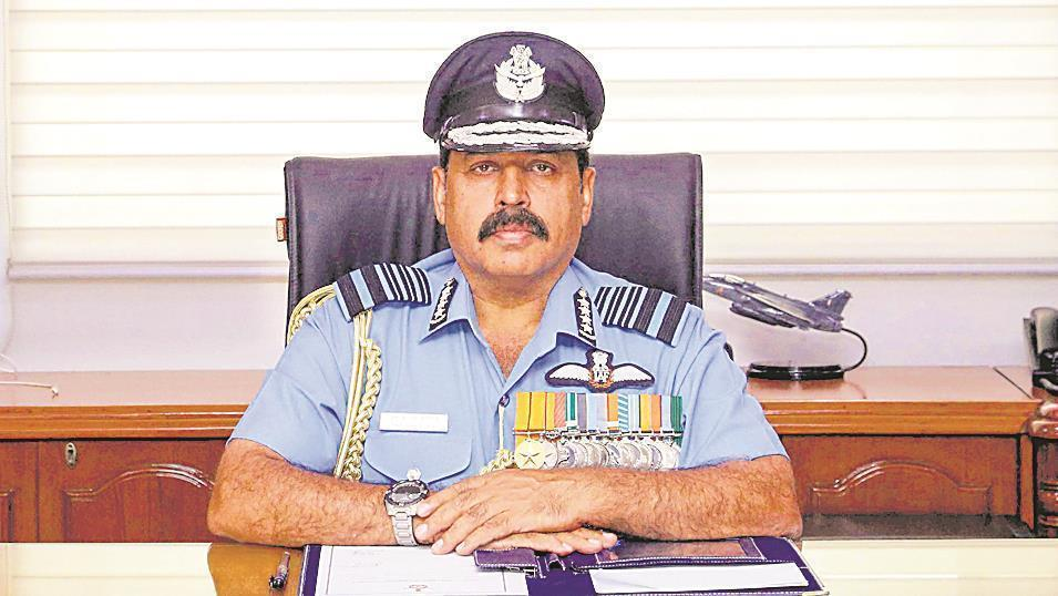 IAF Chief Bhadauria Directs WAC Commanders To Keep Operational Readiness At Highest Level