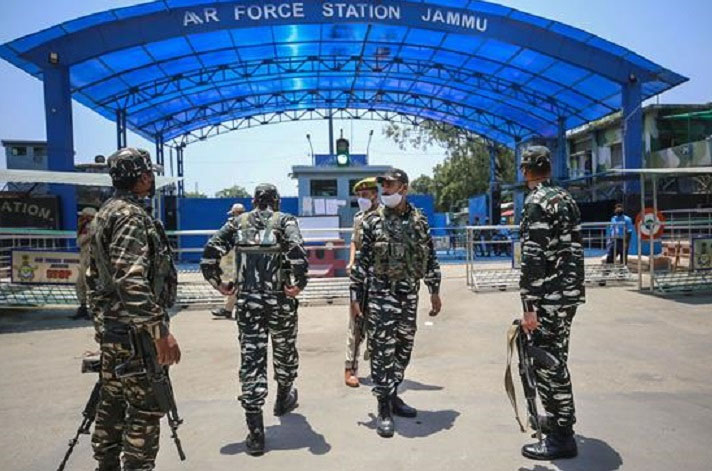 New Face Of Terror: Drone Attack On Air Force Base In Jammu; 2 Injured