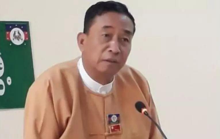 'Chin State CM Salai Lian Luai Takes Shelter in Mizoram'