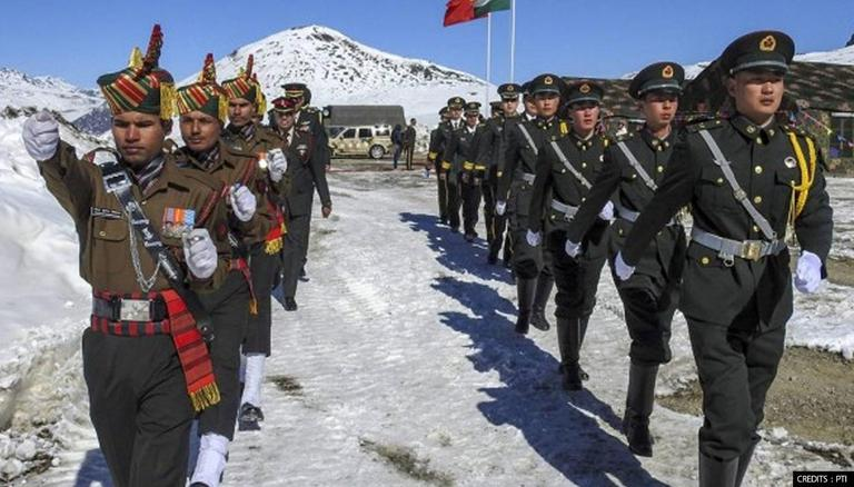 Chinese PLA Troops Deployed Along Indian Border Affected by Cold Conditions; 90% Rotated