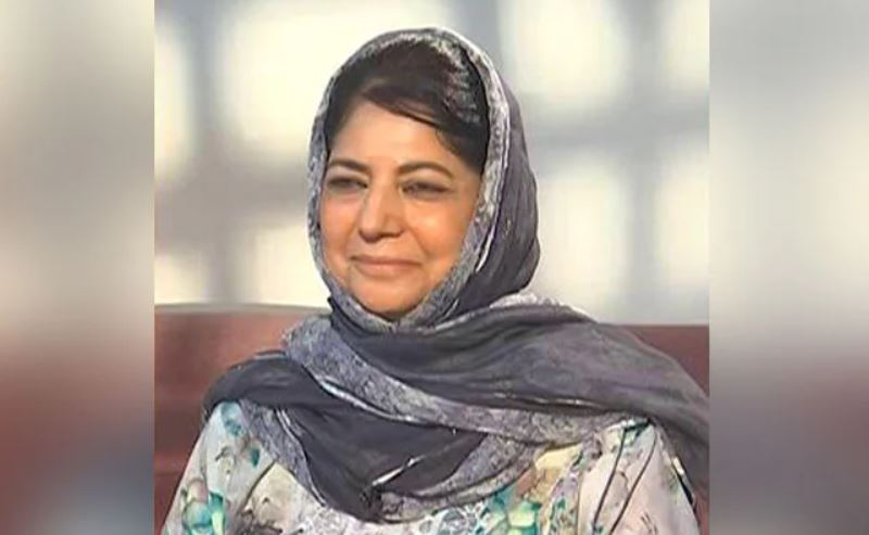Highlights: Mehbooba Mufti Says Won't Contest Polls Until Article 370 Restored In J&K