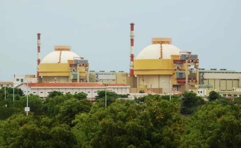 Construction Of Units 5 And 6 Of Kudankulam Nuclear Power Plant Begins
