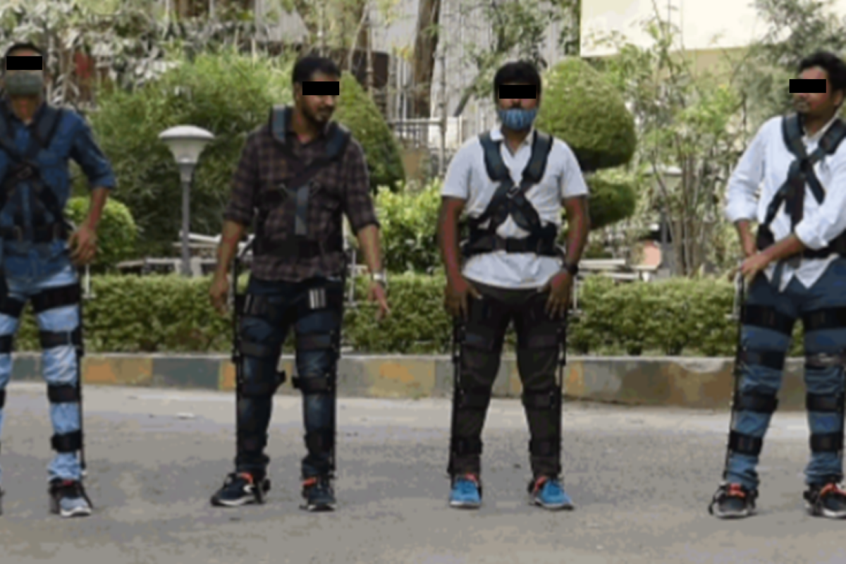 DRDO Developing Exoskeleton for the Indian Soldiers Posted in High Altitudes