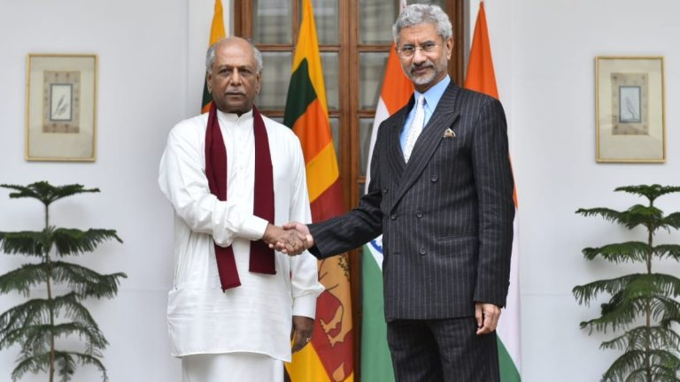 India In 'Close Touch' With Sri Lanka Amid Concerns Over New Colombo-Beijing Bonhomie