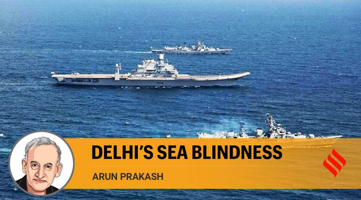 China Has Become A Maritime Power. It's Time India Caught Up