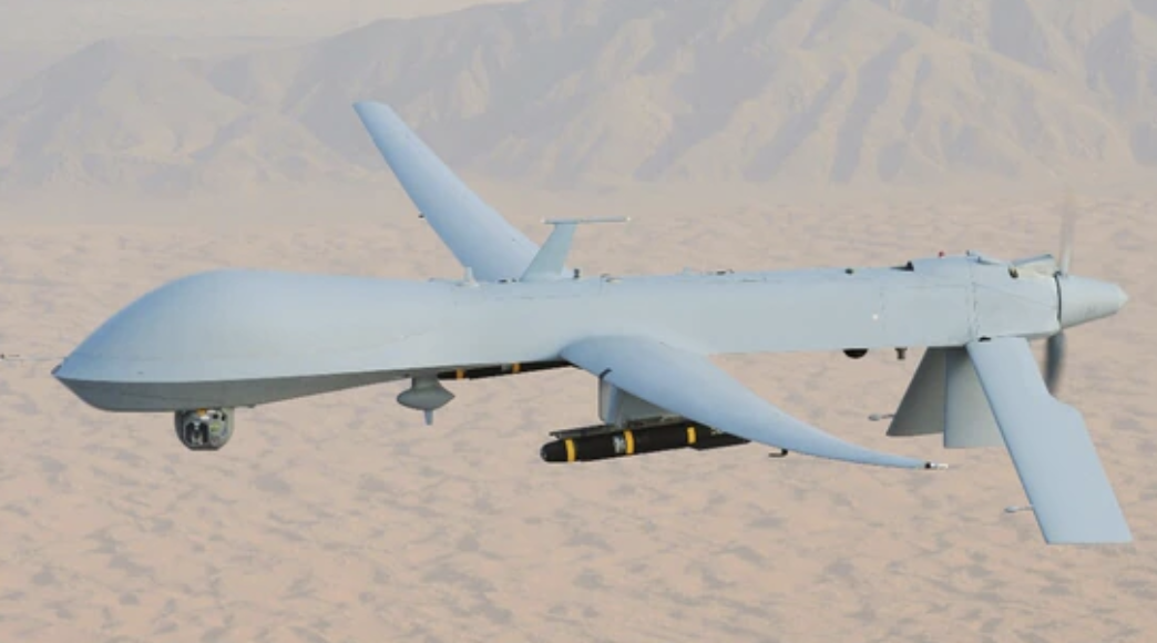 Indian Navy Approaches Defence Ministry for Predator Drone Acquisition