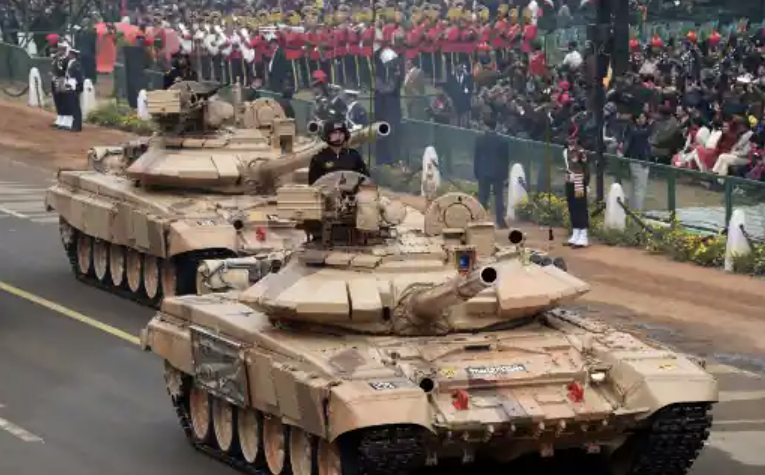 Indian Army Targets AI-Powered Battle Tanks with Eye on China
