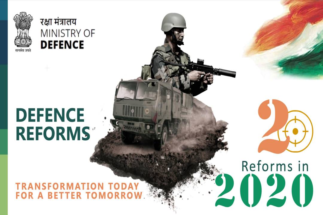 E-Book on Defence Reforms Released