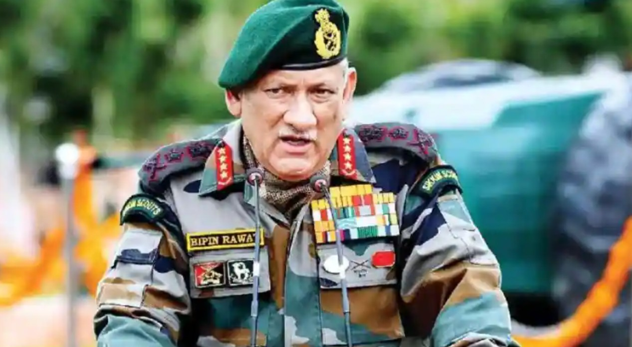 Exclusive: India Wants Status Quo Ante in Ladakh, Revert to April 2020 Situation, India's CDS General Bipin Rawat Tells WION