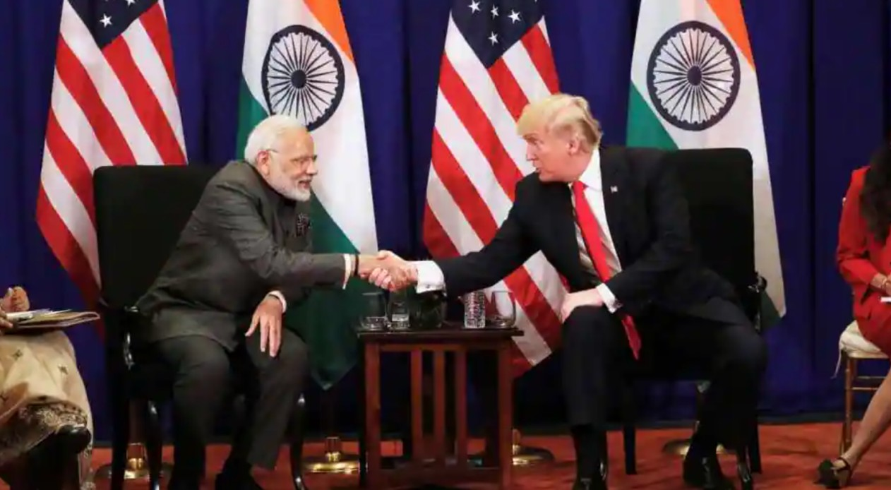 India has Suffered a Lot Due to Covid, Says Donald Trump; Demands China to Pay $10 Trillion