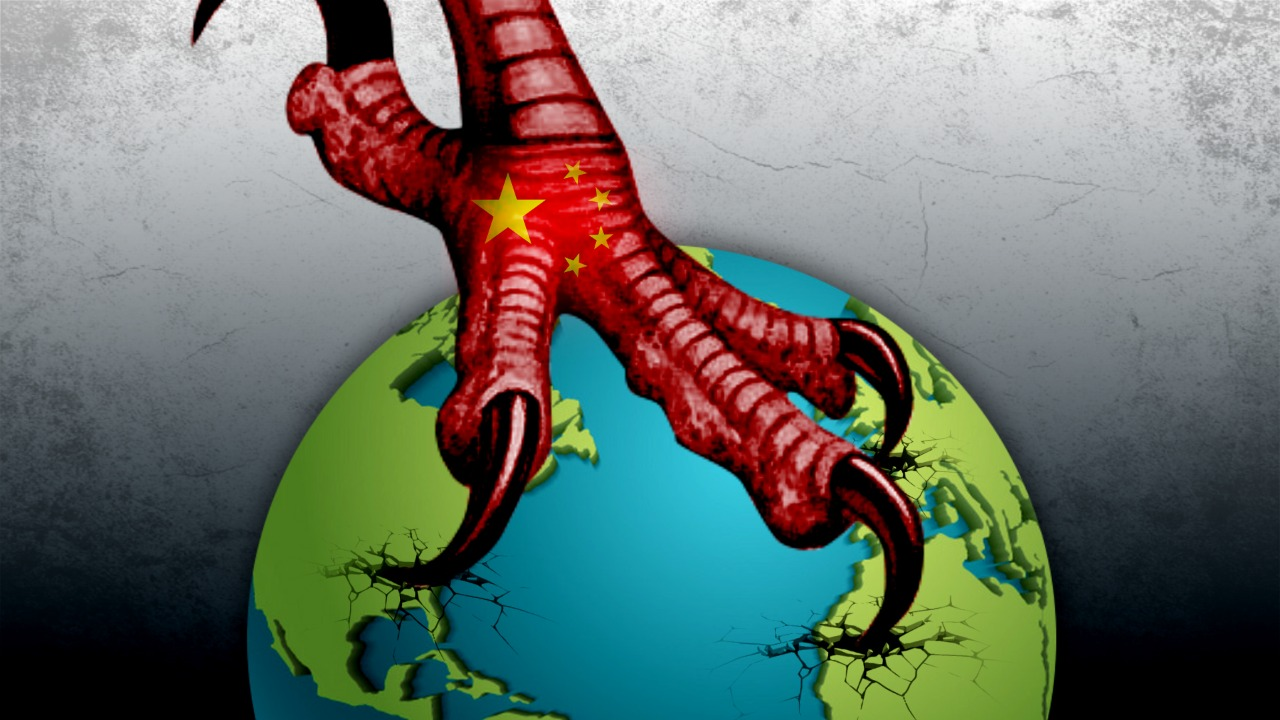 Chinese Expansionism: Hunting Grounds to Sink the Dragon's Fangs