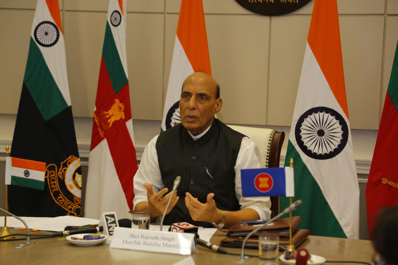 ASEAN Key to Keep Peace in Indo-Pacific: Rajnath Singh