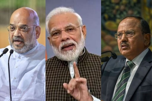 PM Modi Meets Amit Shah, Rajnath Singh, Ajit Doval. Drone Policy For India Soon
