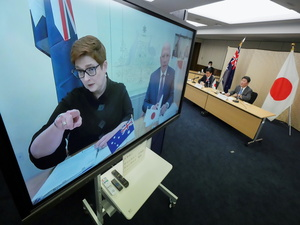 Japan and Australia Share China Concerns, Raise Defence Ties