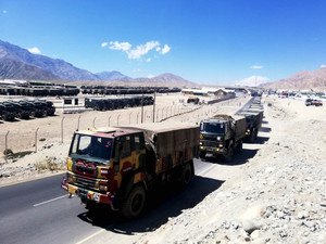 Retired Chinese Military Official Moots 'Buffer Zones' Along LAC to Prevent India-China Border Conflict
