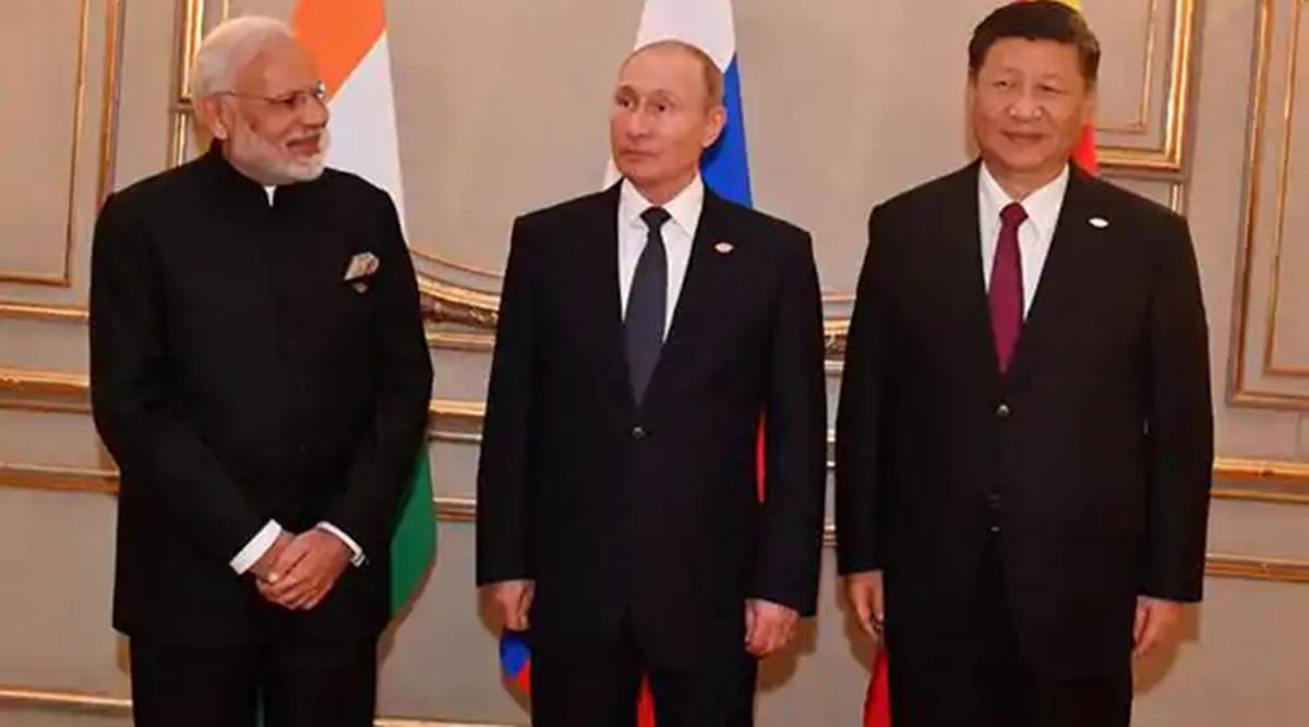 """Modi and Xi are """"Responsible"""" Leaders, Can Solve Sino-India Issues: Putin"""
