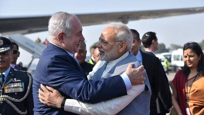 As India, Israel Draw Closer To Fight 'Terrorism', The Tag Is Getting Blurred