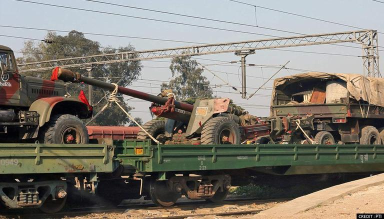 Indian Army Conducts Successful Trials on Dedicated Freight Corridor