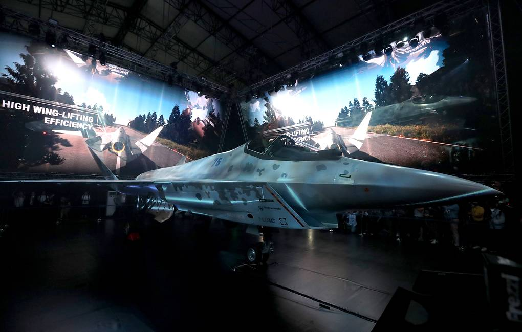 Foreign Countries Eye Russia's State-Of-The-Art Checkmate Light Fighter