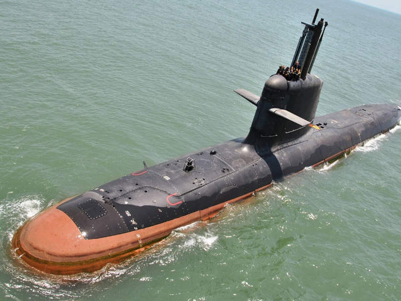 RFP Issued for Six P-75I Submarines