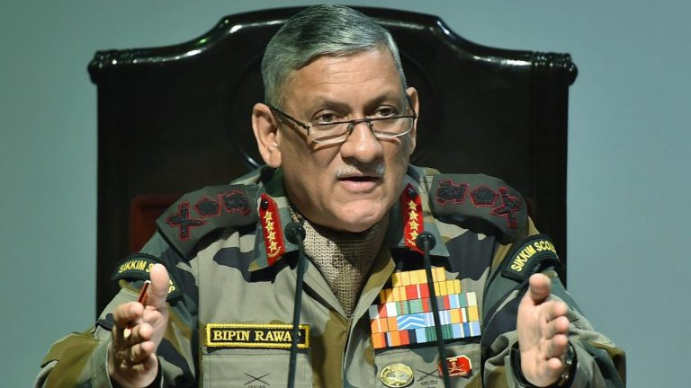 India, China Should Be Able To Gradually Achieve Status Quo In Eastern Ladakh, Says CDS Rawat