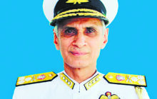 Navy Chief: India Looks to Pursue Unmanned Underwater Technologies
