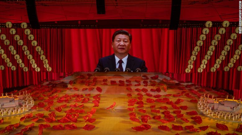 Chinese People Ordered to Think Like Xi as Communist Party Aims to Tighten Control