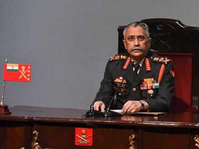 Army Chief On Four-Day Visit To UK & Italy To Boost Def Cooperation