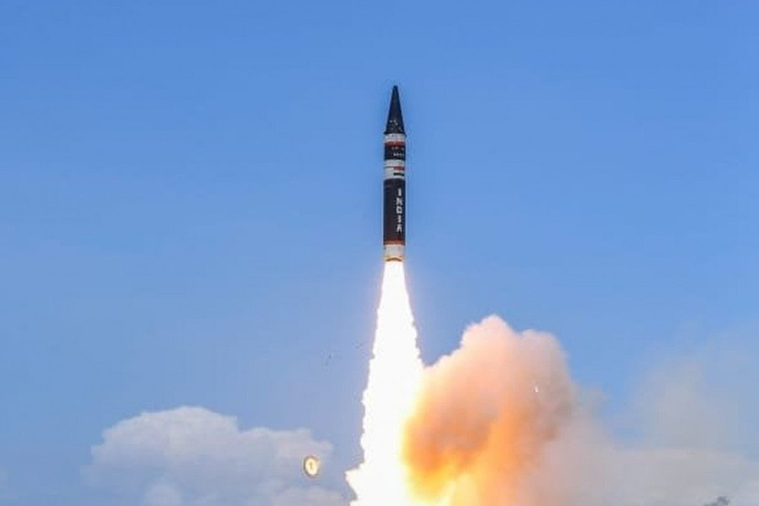 India's Latest Agni-P Missile No Great Threat To China: Experts