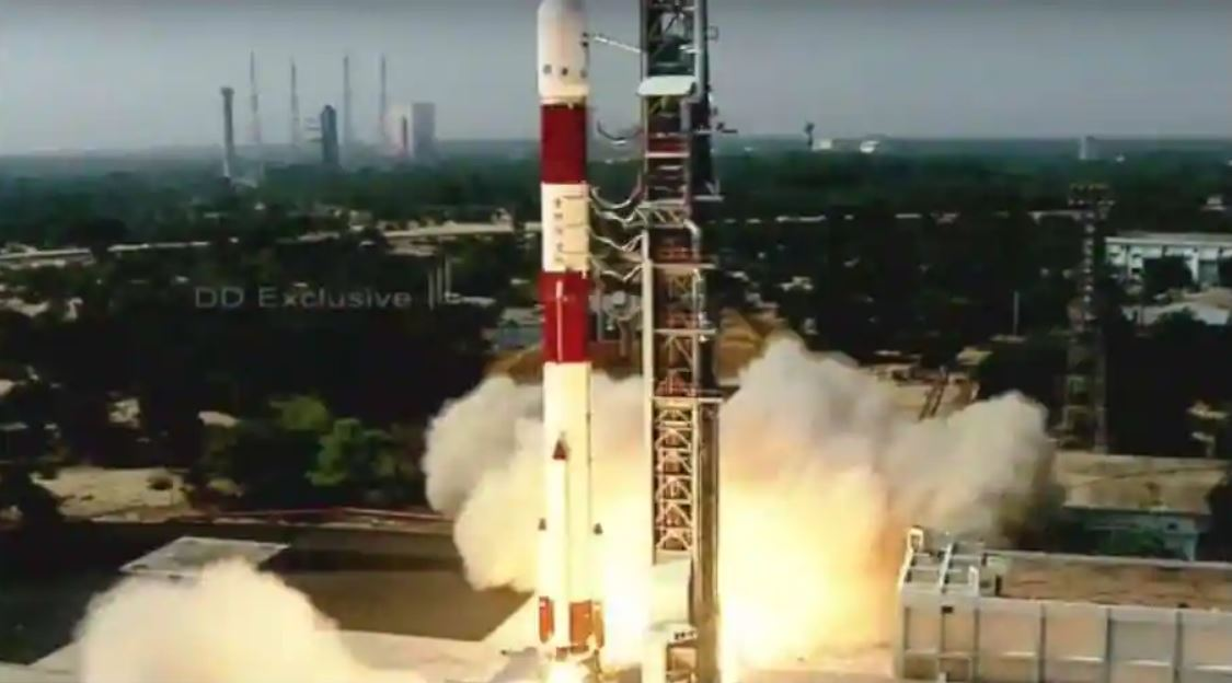 Indian Space Agency ISRO Gearing Up For Two Launches: GSLV Mk2-GISAT In August, PSLV In September