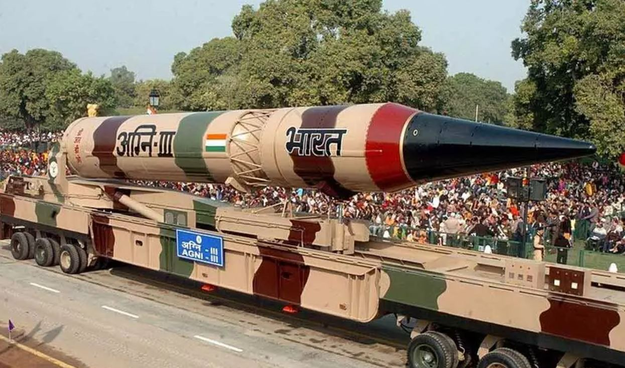 China Takes Notice Of India's Ballistic Missile Test