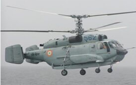 Russia waiting for India's decision on purchase of Ka-31 helicopters, official says