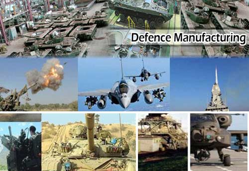 Big Push for Self-Reliance in Defence Production