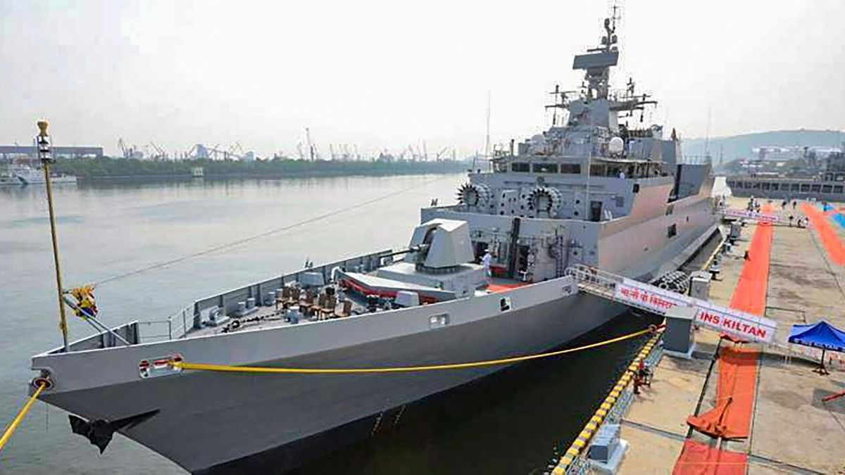 How INS Kiltan has Become the Strategic Flag-Bearer of India's Act East Policy
