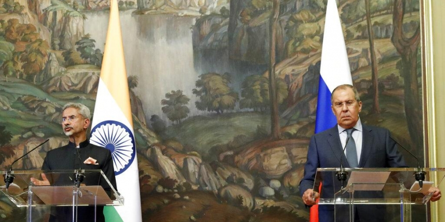 EAM Jaishankar Discusses Nuclear, Space and Defence Cooperation With His Russian Counterpart