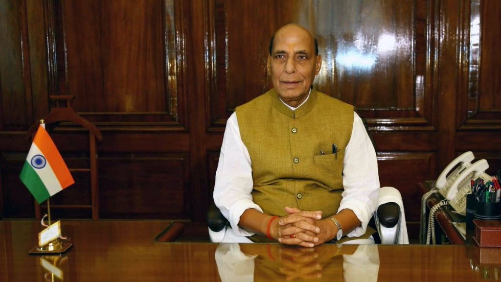 Rajnath Singh to Leave for 3-Day Visit to Dushanbe Today, Will Attend SCO Meet