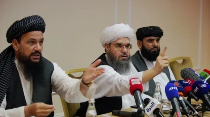 Taliban Calls China a 'Friend', Promises Not To Host Uyghur Militants in Afghanistan: Report