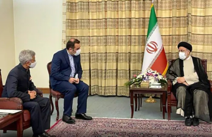 India Receives Invitation to Attend Iran President-Elect Ebrahim Raisi's Swearing-In Ceremony