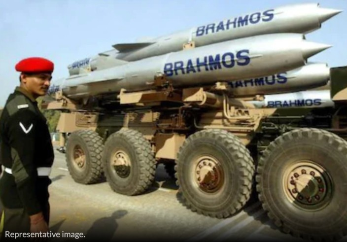 BrahMos Cruise Missile Fails to Take Off During Test-Firing Conducted Off Odisha Coast