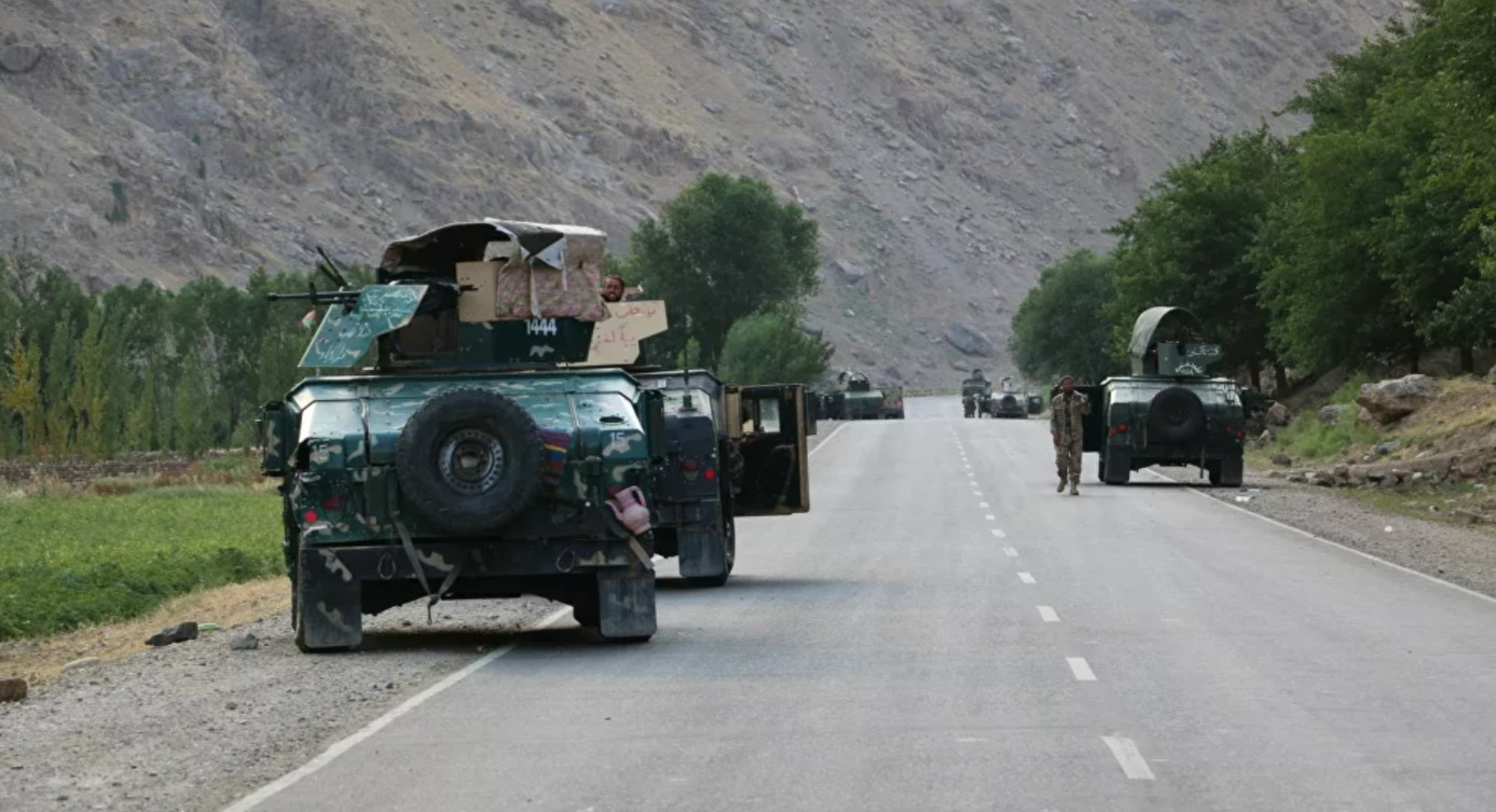 Afghanistan Rejects Reports That India is Supplying Arms to Afghan Forces to Help Fight Taliban