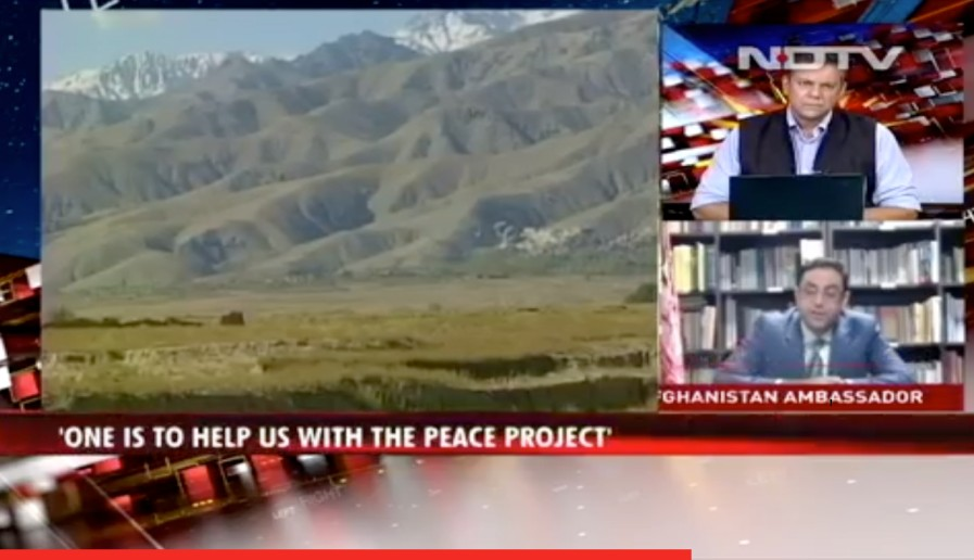 Afghanistan Says May Seek India Military Assistance If Taliban Talks Fail