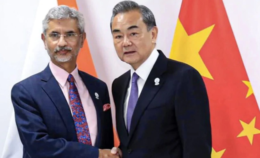 After Foreign Minister S Jaishankar's Firm Message On Ladakh Situation, China's Reply