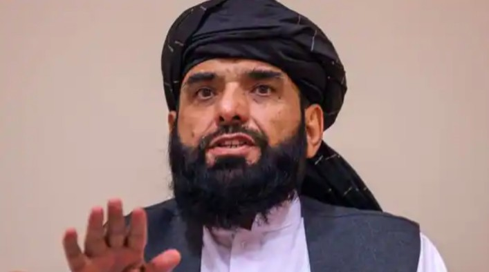 India Should Not Give Current Kabul Administration Any Military Support: Taliban's Suhail Shaheen