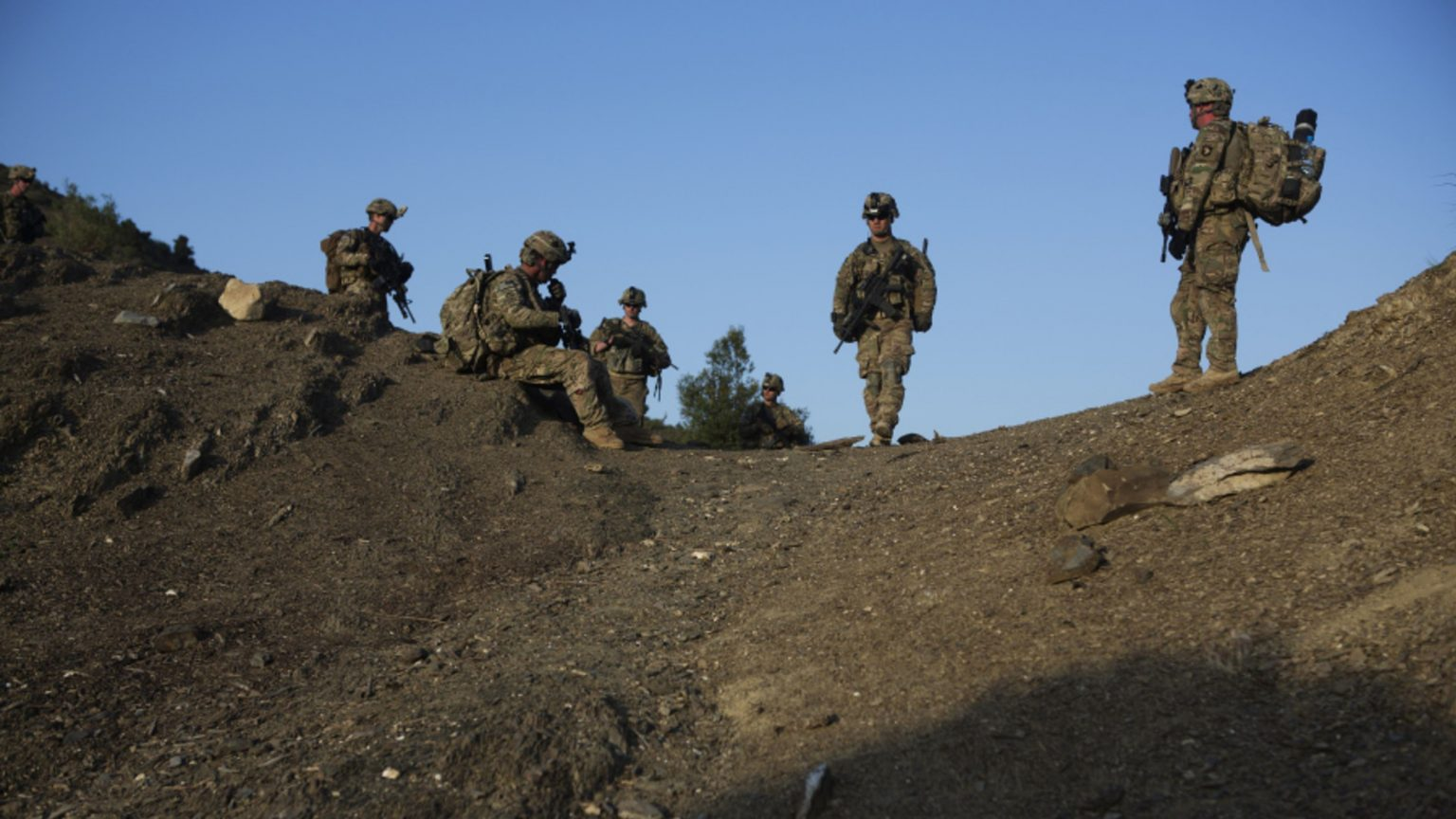 Why US Pullout From Afghanistan has Indian Security Forces Worried About Kashmir