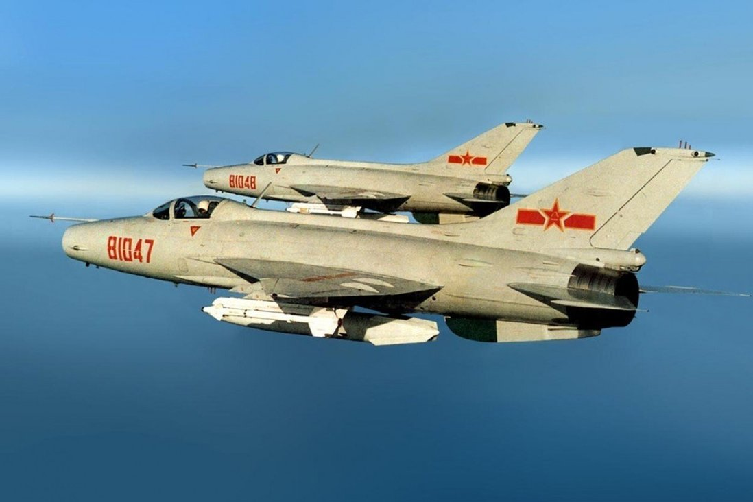 Why Has China's PLA Started Sending 'Grandpa Fighter Jets' To Test Taiwan's Air Defences?