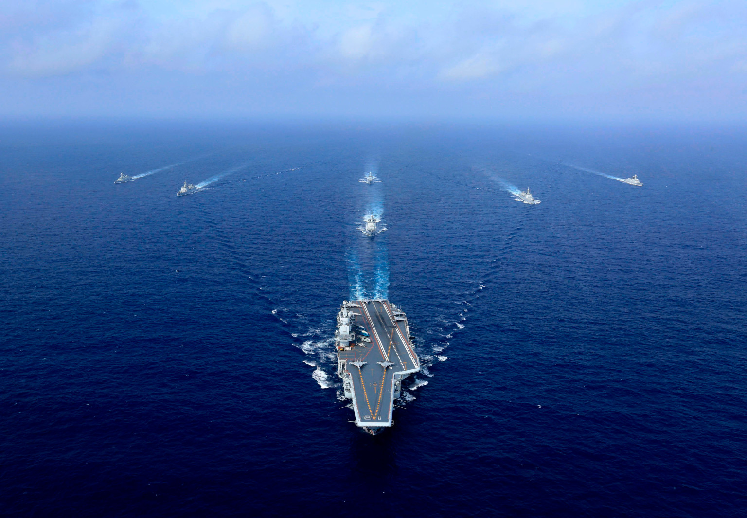 Beijing Eyes New Military Bases Across the Indo-Pacific