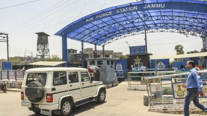 Drones In Jammu Attack 'State-Supported', Says Top Army Officer: Report