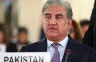 China, Pakistan FMs Hold Talks, Qureshi Raises Kashmir Issue